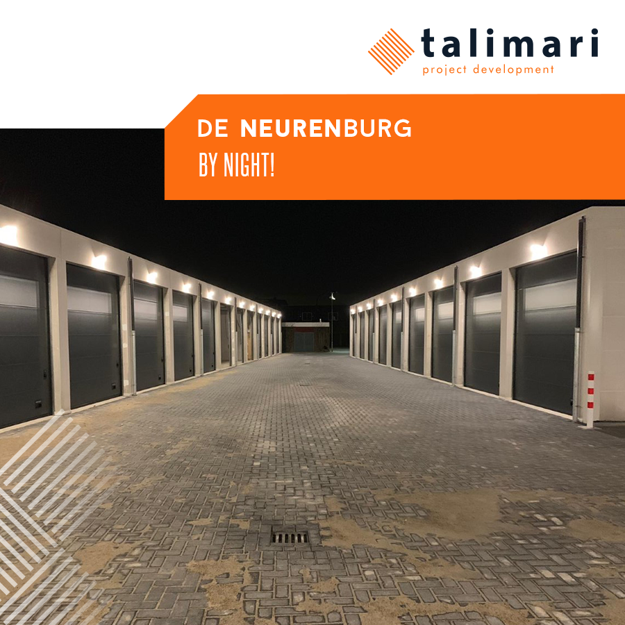 Talimari - Garageboxen by night