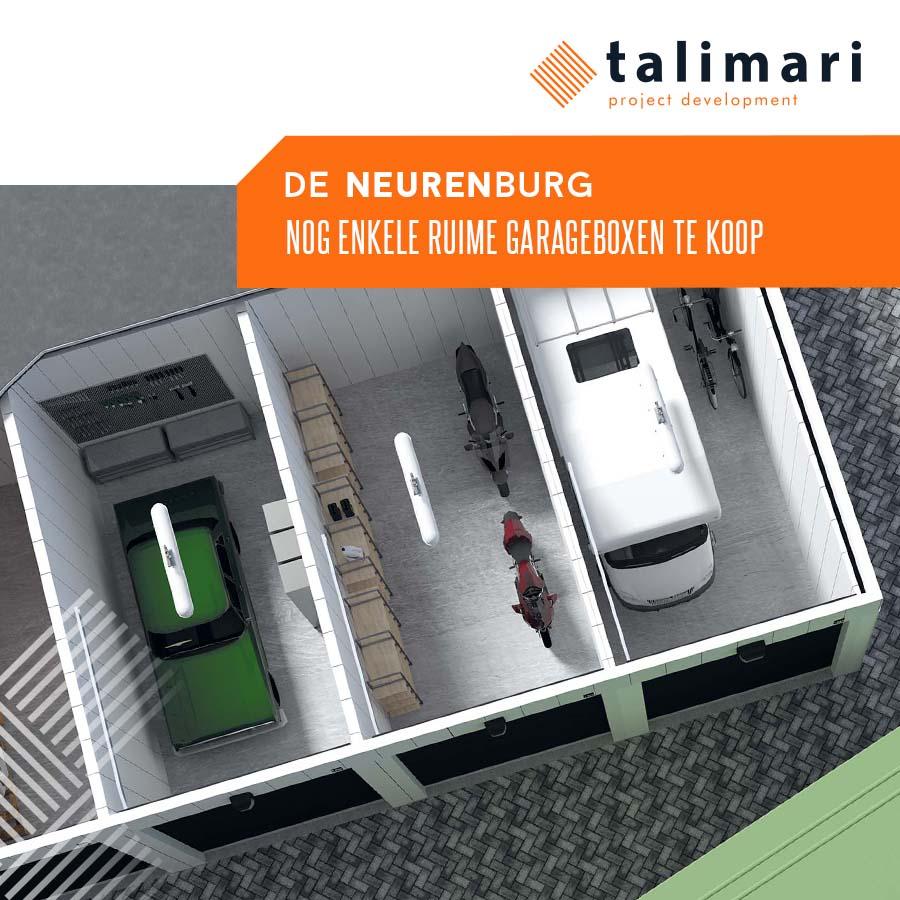 Garageboxen Talimari